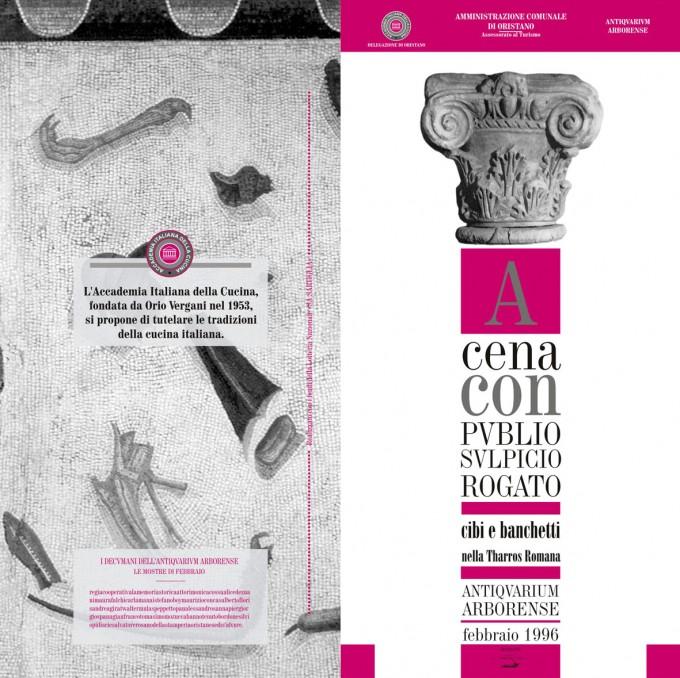 LMS Publio Sulpicio Rogato - 1996