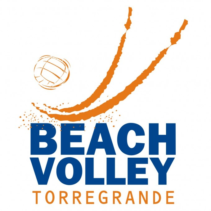 Beach volley - logo