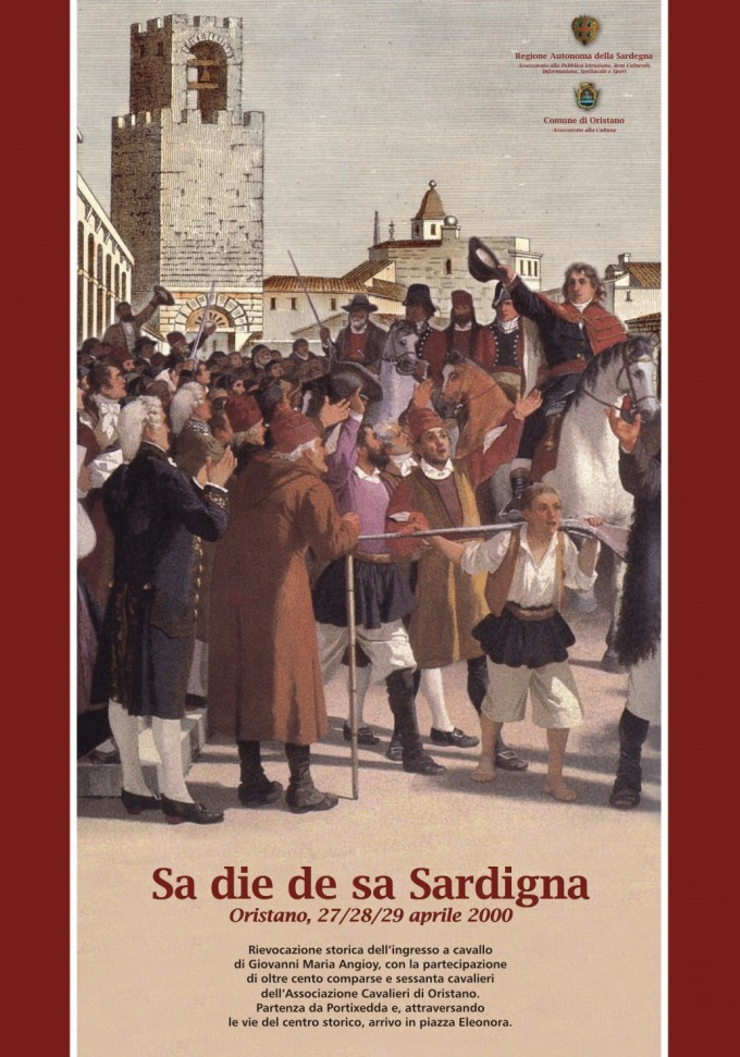 Comune di Oristano - Sa die de sa Sardigna
