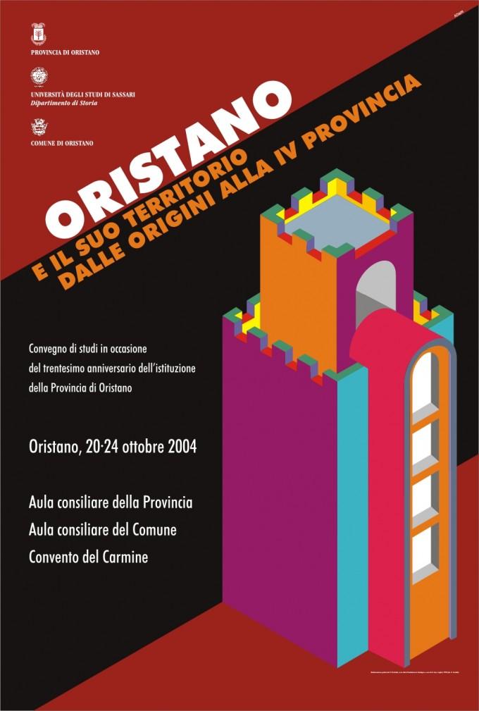 Provincia di Oristano - Convegno