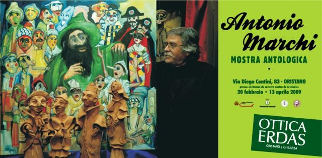 Antonio Marchi - poster 6x3