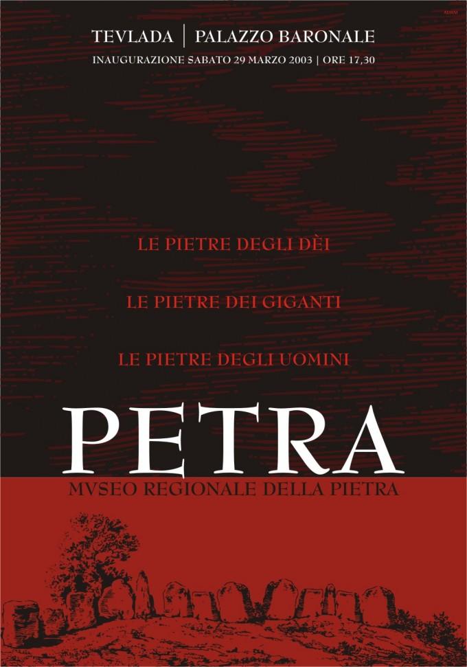 Comune di Teulada - man Petra