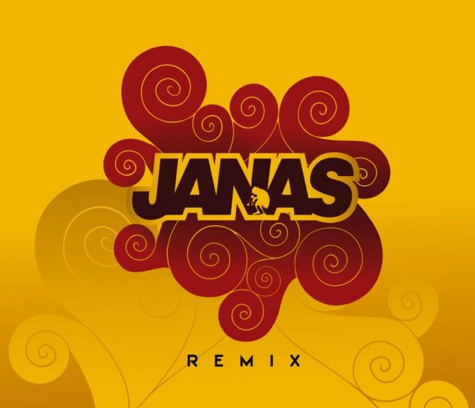 JANAS - Remix digipak