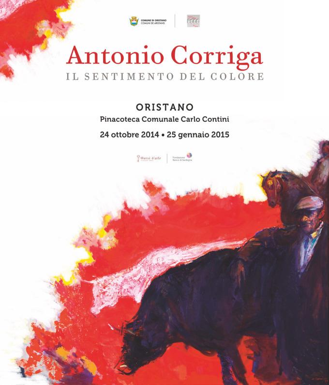 Antonio Corriga mostra